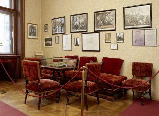 Wartezimmer Freud Museum